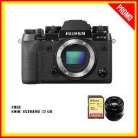 Harga km fujifilm xt2 mirrorless digital camera body only xf | Pembandingharga.com