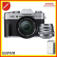 Harga km fujifilm xt20 mirrorless digital camera with 1650mm xf 35mm | Pembandingharga.com