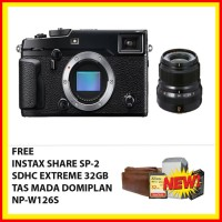 Harga km fujifilm xpro2 mirrorless digital camera with 23mm | Pembandingharga.com