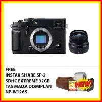 Harga km fujifilm xpro2 mirrorless digital camera with 35mm f2 xf | Pembandingharga.com
