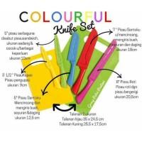 Oriflame Colourful knife set