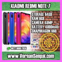 Xiaomi Redmi Note 7 6GB / 64GB bukan Mi 8 9 MI9 MI A2 A3 Note 5 6 Pro