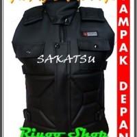 Harga rompi motor pelindung dada leher bikers body protector merek eiger   Pembandingharga.com