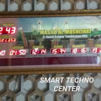 Jadwal Digital Murah Grand Advanced