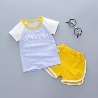 Setelan Kaos Celana Anak Balita Import   Set Baju Celana Anak Murah