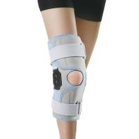Hinged knee wrap around Wellcare