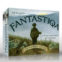 Fantastiqa: Rucksack Edition Board Game