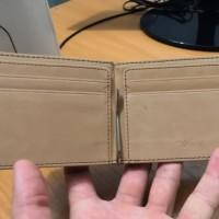 [DOMPET] FRONT POCKET WALLET - Dompet saku depan merk BEVOLO