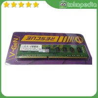 RAM DDR3 V-GeN RESCUE 8GB PC12800/1600Mhz LongDimm (Memory PC V -K2863