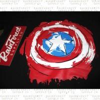 kaos captain america, kaos superhero, kaos marvel