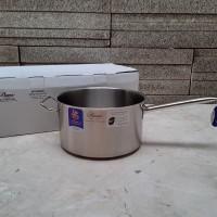BIMA CHEFS DEEP SAUCE PAN 28 CM 9.8L BP1900628 BP 1900628