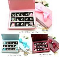 hadiah valentine coklat trulychoco kekasih
