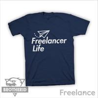 Kaos Freelancer Life Baju Anak Freelance