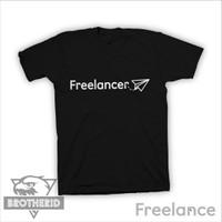 Kaos Freelancer - Baju Tshirt Freelancer