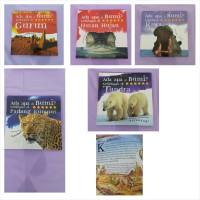 BUKU PENGETAHUAN ANAK...ADA APA DI BUMI? 1 set 5 buku