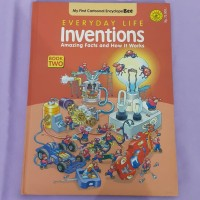 ENSIKLOPEDIA KARTUN everyday life inventions (book two)