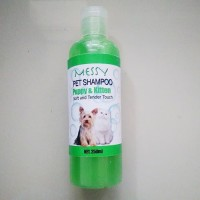 Shampoo Anjing Kucing Messy Pet Shampoo Puppy & Kitten