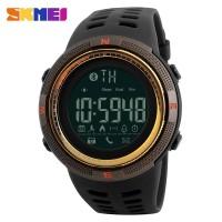 Harga skmei pria smart watch pedometer kalori jam tahan air jam tangan | Pembandingharga.com