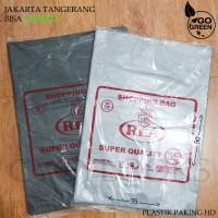 Kantong Plastik HD Bungkus Tebal Tanpa Plong Packing Online Shop 35x50
