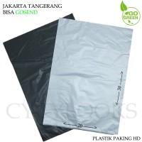 Kantong Plastik HD Bungkus Tebal Tanpa Plong Packing Online Shop 20x30