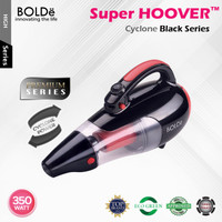 BOLDe Super Hoover Cyclone Black ( Vacuum Cleaner )