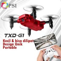 DRONE TXD G1 DRONE MINI DRONE CAMERA HD QUADCOPTER ORIGINAL MURAH