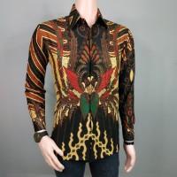 Kemeja Batik Arkandi - Seragam Batik Pria Lengan Panjang Kantor 0d96f92731