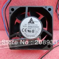 1 PCS EBMPAPST Fan 8318//2H DC 48V 5.8W 8032 8CM 3 Wire