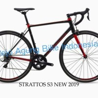 FORSALE Sepeda Balap Polygon Strattos S3 New 2019