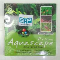 Harga buku pesona aquascape untuk hobi dan bisnis lilly publisher | antitipu.com