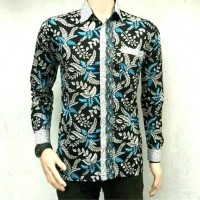kemeja batik motif blarak xxl