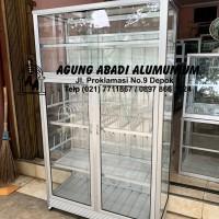 Rak Piring Alumunium