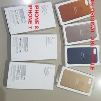 Harga apple leather case iphone 8 or iphone 7 original 100 promo price | Pembandingharga.com