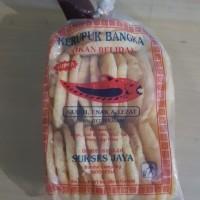 Kerupuk Bangka / Kemplang khas Bandar Lampung - cmutama