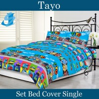 Tommony Bed Cover Single - Tayo
