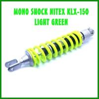 MONO SHOCK NITEX KLX-150 LIGHT GREEN