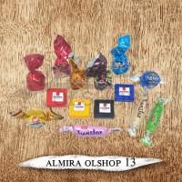 1 Kg Coklat Arab Turkey Mix Oleh Oleh Haji Umroh Import