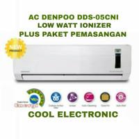 Ac Denpoo DDS-05CNI LOW WATT IONIZER 1/2 PK PLUS PAKET PEMASANGAN