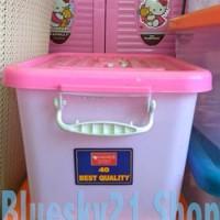 BOX CONTAINER / CONTAINER SERBAGUNA 1315(40L) - GAJAH PLASTIK