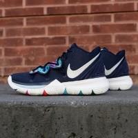 d8426361e01 Nike Kyrie 5 Multicolor Premium Original   sepatu nike