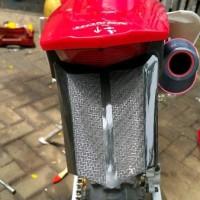 AKSESORIS MOTOR MURAH // Stoplamp Sein - Under Tail Light LED CRF 150