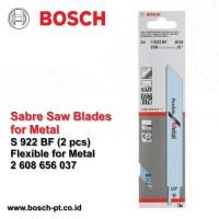 Bosch Mata Gergaji Reciprocating saw S922BF S 922BF logam metal 2 pcs