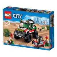 Lego City 4 x 4 Off Roader - 60115