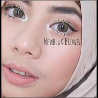 MURAH softlens New-Bluk baby eyes ( per box) - grey normal