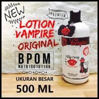 Harga terbaru lotion vampire gede handbody botol besar 500 ml | Pembandingharga.com