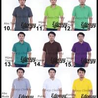 TERBAIK Polo Shirt cowok / Polo Shirt Polos / Kaos Polo Cowok