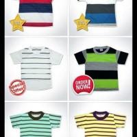 BIG SALE Kaos Anak Oblong L 7-9 Tahun