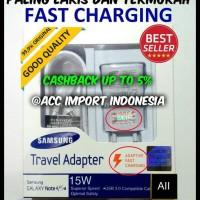 TERBAIK Fast Charging 2A Samsung Galaxy Original Charger Note 4 5 S6 7