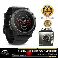 Jam Tangan Garmin Fenix 5X Original