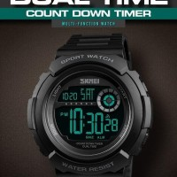 JAM TANGAN PRIA DIGITAL ORIGINAL SKMEI WATERPROFF CASIO GUESS FOSSIL -